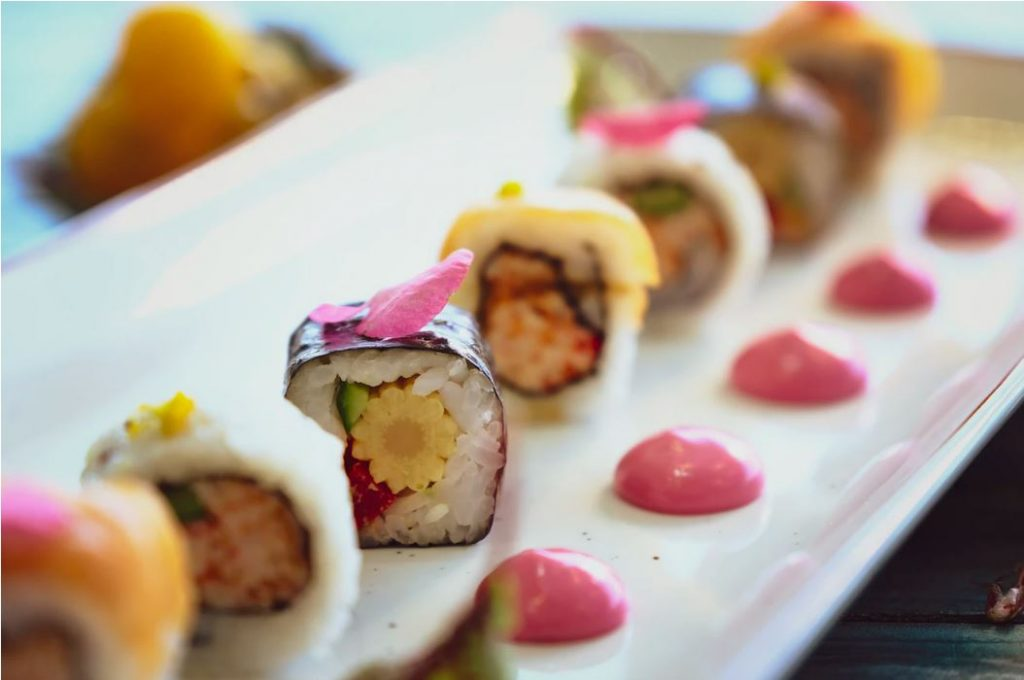 Ga lekker sushi's maken thuis