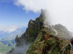 Vulkaan eiland Madeira