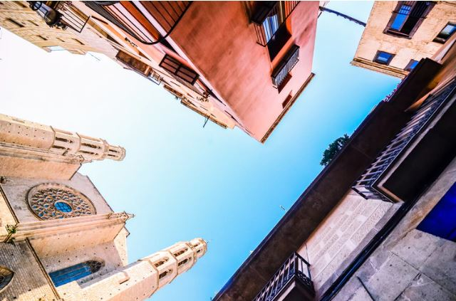 Barcelona is geweldig