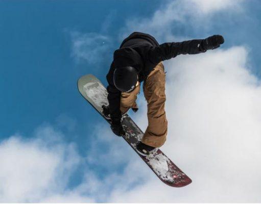 Nieuwste trend Single sneeuwjumpen
