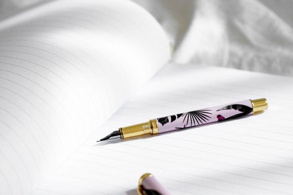 begin met jouw journal voor een beter 2021