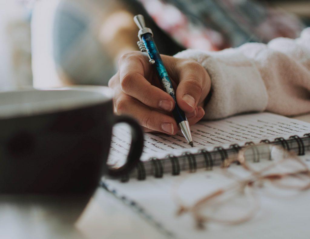 Journaling voor meer geluk