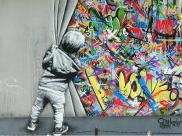 Street Art en Busking - lekker buiten genieten