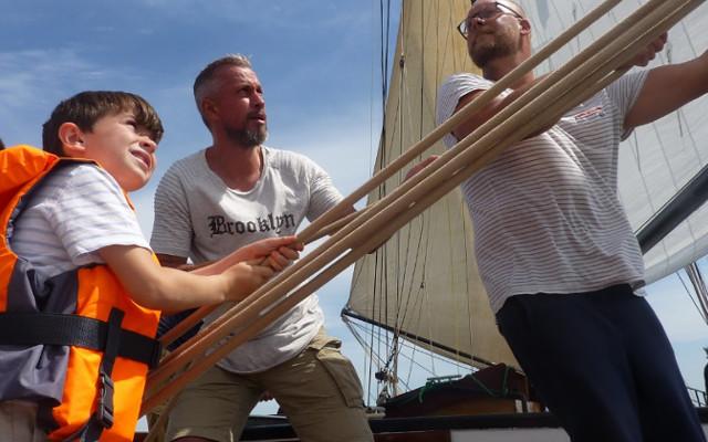 Lekker zeilen - Single Summer Sailing